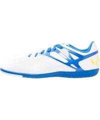 adidas Performance MESSI 15.3 IN Chaussures de foot en salle white/prime blue/core black