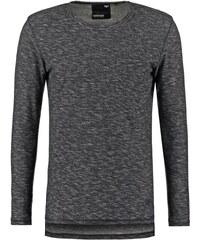 Minimum DOTTINO Tshirt à manches longues jet black melange