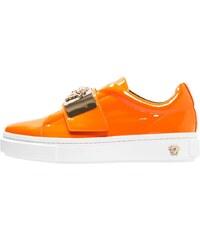 Versace Baskets basses orange