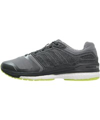 adidas Performance SUPERNOVA SEQUENCE BOOST 8 CLIMAHEAT Chaussures de running stables vista grey/flash lime/solar orange