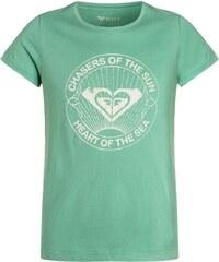 Roxy CHASERS OF THE SUN Tshirt imprimé creme de menthe