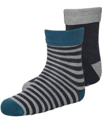Melton STAR 2 PACK Chaussettes petrol