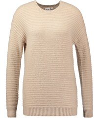 Object OBJFLOWER Pullover beige