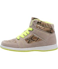 Friboo Baskets montantes sand/green