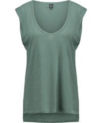Replay Tshirt imprimé forest green