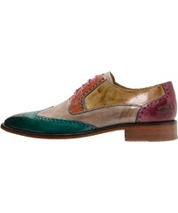 Melvin & Hamilton JEFF 14 Derbies turquoise/powder/orange/sun/pink