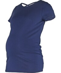 New Look Maternity Tshirt imprimé navy
