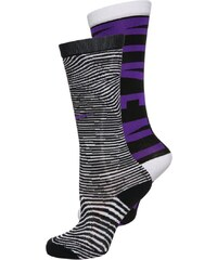 Nike Performance Chaussettes de sport black/white