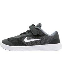 Nike Performance REVOLUTION 3 Chaussures de running neutres dark grey/white/black/wolf grey