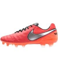 Nike Performance TIEMPO LEGEND VI FG Chaussures de foot à crampons light crimson/metallic silver/total crimson