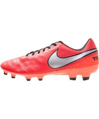 Nike Performance TIEMPO MYSTIC V FG Chaussures de foot à crampons light crimson/metallic silver/total crimson