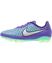 Nike Performance MAGISTA ONDA AG Chaussures de foot à crampons lila/lime/silber