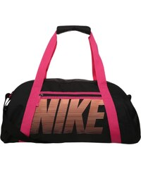 Nike Performance GYM CLUB Sac de sport black/vivid pink/bright mango