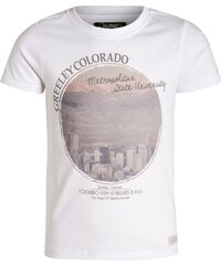 Colorado Denim EGMONT Tshirt imprimé white