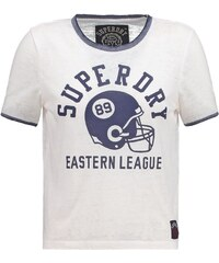 Superdry CALI Tshirt imprimé vintage white