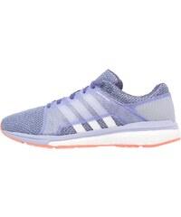 adidas Performance ADIZERO TEMPO 8 BOOST Chaussures de running compétition prism blue/sun glow/raw purple