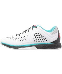 adidas Performance ADIZERO COUNTERBLAST 7 Chaussures de handball crystal white/solid grey/shock red