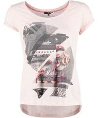 DEPT Tshirt imprimé blushing pink