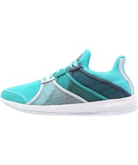 adidas Performance GYMBREAKER BOUNCE Chaussures d'entraînement et de fitness shock green/halo blue/mineral blue