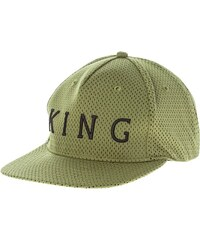 King Apparel AESTHETIC Casquette olive