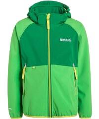 Regatta AROWANA Veste softshell fairway green/highland green