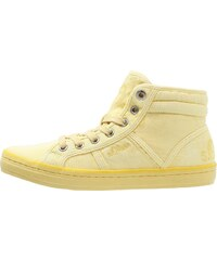 s.Oliver Baskets montantes light yellow