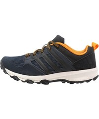 adidas Performance KANADIA 7 TR Chaussures de running night navy/core black/total orange