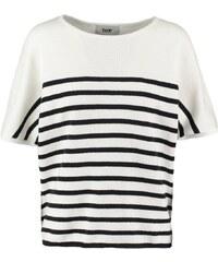 BZR LULLIS Tshirt imprimé offwhite
