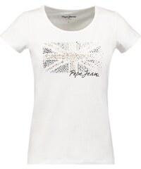 Pepe Jeans KYLE Tshirt imprimé ivory