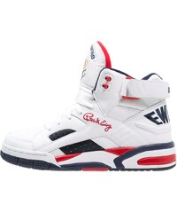 Ewing ECLIPSE Baskets montantes white/navy/red