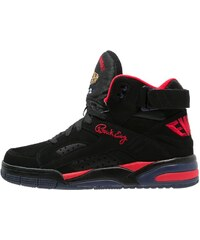 Ewing ECLIPSE Baskets montantes black/navy/red