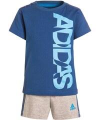 adidas Performance SET Short blue/shock blue