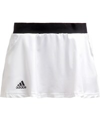 adidas Performance CLUB Jupe de sport white/black