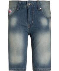 Blue Seven Short en jean hellblau