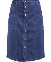 mint&berry Jupe en jean blue denim