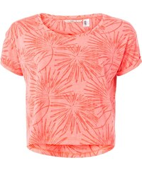 O'Neill PALM Tshirt de sport neon tangerine pink
