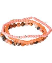 A Brend SET Bracelet apricot