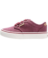 Vans ATWOOD DELUXE Baskets basses red/marshmallow