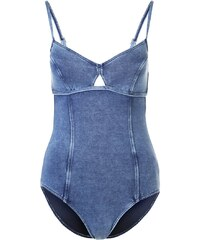 Seafolly DEJA BLUE Maillot de bain denim