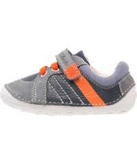 Clarks TINY MYLE Chaussures premiers pas denim blue