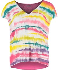 KOOI Tshirt imprimé pink