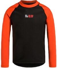 IQ Company Tshirt de surf schwarz/orange