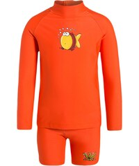 IQ Company SET Tshirt de surf orange