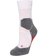 Falke RU4 CUSHION Chaussettes de sport white/grey