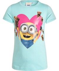 Minions Tshirt imprimé mint