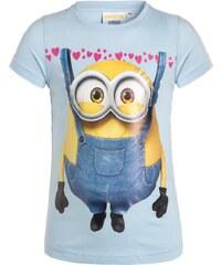 Minions Tshirt imprimé light blue