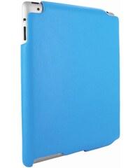 Piel Frama iMagnum obal pro iPad 4/3/2 - světle modrá kůže