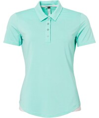 adidas Golf Polo mint burst/blushing