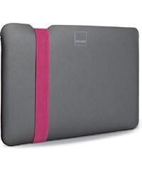 """AcmeMade Acme Made Skinny Sleeve pouzdro pro MacBook Air 11"""" - šedé/růžové"""