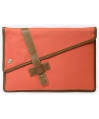 """PKG Red Crown Slim Sleeve pro MacBook Air 13"""" - mango/hnědá"""